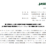 フジタコーポレーション|第三者割当による第3回新株予約権の発行及び新株予約権の買取契約の締結に関するお知らせ