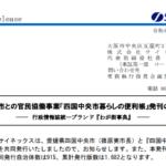 サイネックス|四国中央市との官民協働事業『四国中央市暮らしの便利帳』発刊のお知らせ