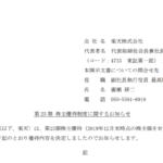 楽天|第 23 期 株主優待制度に関するお知らせ