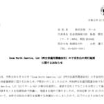 ズーム|Zoom North America, LLC(持分法適用関連会社)の子会社化の実行延期 に関するお知らせ