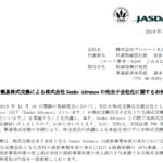 プロルート丸光|簡易株式交換による株式会社 Sanko Advance の完全子会社化に関するお知らせ