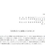 デファクトスタンダード|当社株式の上場廃止のお知らせ