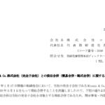 ロコンド|Misuzu & Co.株式会社(完全子会社)との吸収合併(簡易合併・略式合併)に関するお知らせ