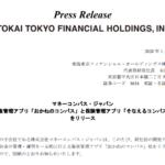 東海東京フィナンシャル・ホールディングス|マネーコンパス・ジャパン 資産管理アプリ「おかねのコンパス」と保険管理アプリ「そなえるコンパス」 をリリース