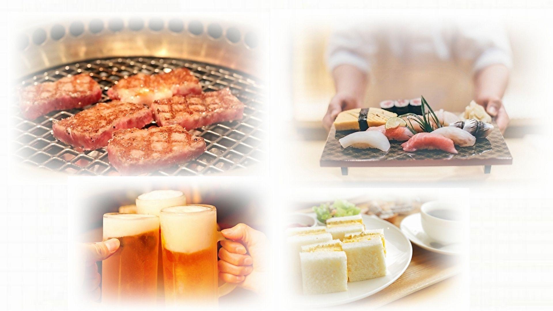グルメ好きに嬉しい飲食店や居酒屋の食事券がもらえる優待ランキング